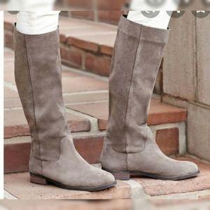 EUC Sole Society Kellini Suede Boots sz 9